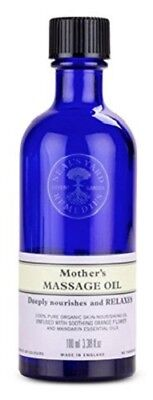 Neal's Yard Remedies Mother's Massage Oil 100ml. BBE 09/20
