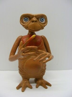 ET The Extra Terrestrial 4in  Action Figure 20th anniversary 2001