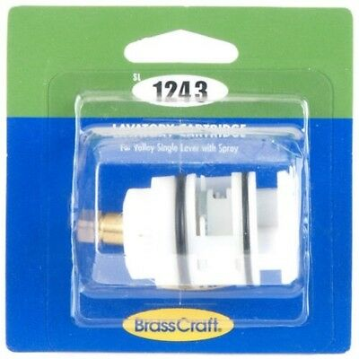 BrassCraft 1243 Lav/Sink Cartridge for Valley Single Lever Model Y18345-w/Spray