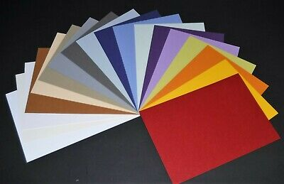 A4 Double Side Pearlised / Shimmer Card (Pearlescent Craft Card) Various Colours