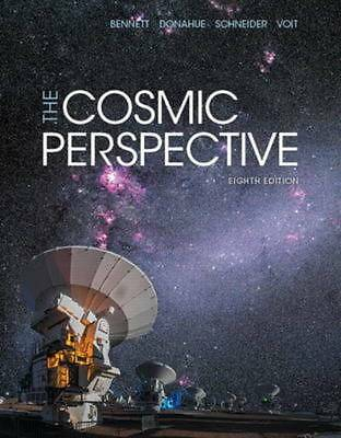 [PDF] The Cosmic Perspective 8th Edition by Jeffrey O. Bennett