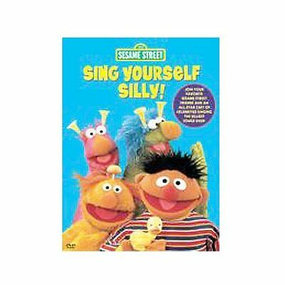 Sesame Songs - Sing Yourself Silly New DVDs