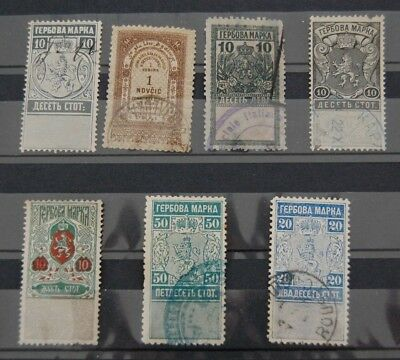 Bulgaria  etc  7 Early Revenues  VF