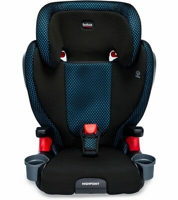 Britax Highpoint Booster Car Seat in Cool Flow Teal Brand New!! Free Shipping!
