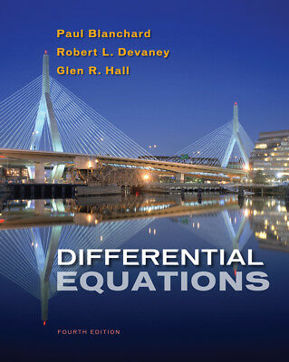 [PDF] Differential Equations 4th Edition by Paul Blanchard