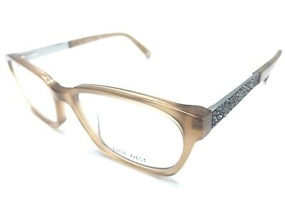 41feb819ea Nine West Women s Eyeglass Frames NW5076 655 51-17mm Light Brown FRAME ONLY  1367
