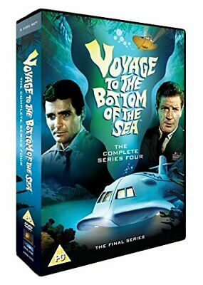 Voyage To The Bottom Of The Sea - The Complete Series Four [DVD] ... - DVD  RCVG