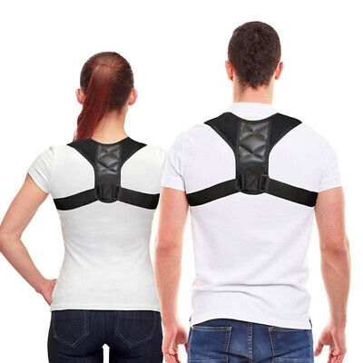 BodyWellness Posture Corrector Adjustable to All Body Sizes free shipping Back