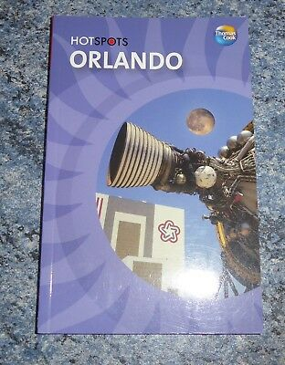 Orlando Hotspots  by Thomas Cook Publishing (Paperback, 2008) New RRP £4.99