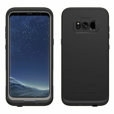 Lifeproof Fre Samsung Galaxy S8 Waterproof Case Screen Protector Sealed New BLK