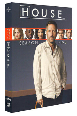 House, M.d. - Season 5 (Boxset) (Dvd)