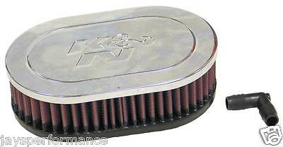 Kn Air Filter (Ra-071V) Replacement High Flow Filtration