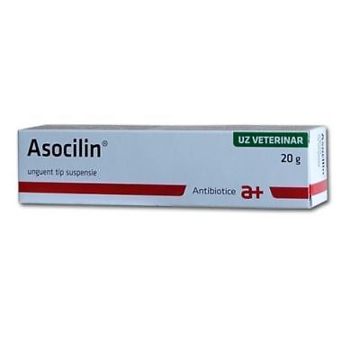 20 g Ointment with Antibiotics for Eye infections: Dogs Cats streptomy penicilli