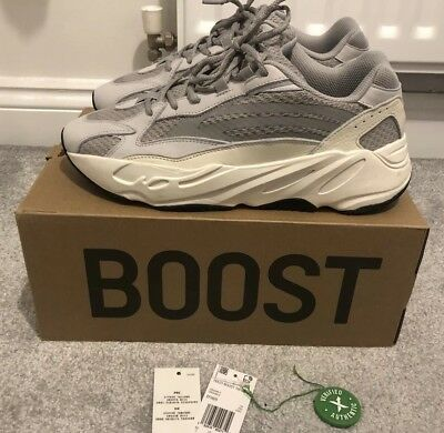 1bf0e92a9 ADIDAS YEEZY BOOST 700 V2 Static Size 10UK - £210.00