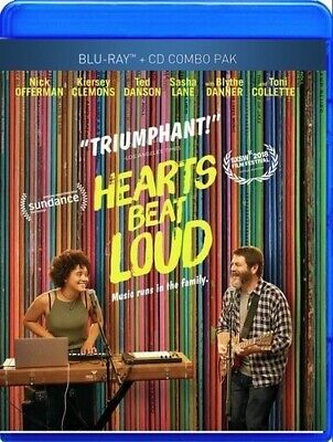Hearts Beat Loud [New Blu-ray] Manufactured On Demand, With CD, 2 Pack, Ac-3/D