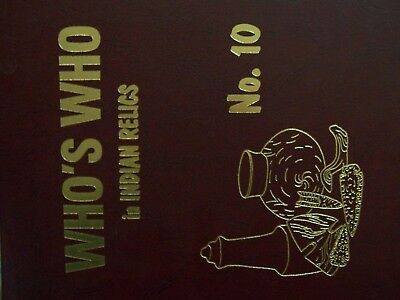 Signed First Edition Who' Who No. 10 From The David Stilp Library