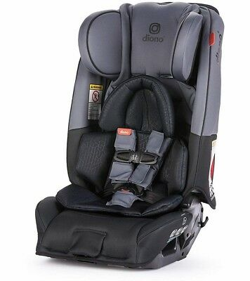 Diono Radian 3RXT Convertible Car Seat In Grey Dark - BRAND NEW! [open box]