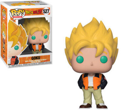 Dragon Ball Z - Goku (Casual) - Funko Pop! Animation: (2019, Toy NEUF)