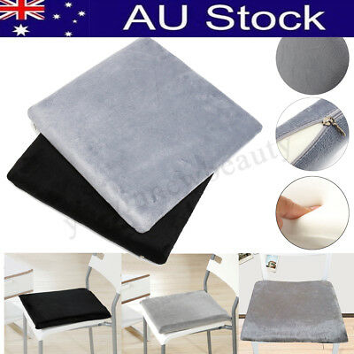 Memory Foam Orthoped Car Seat Office Cushion Lumbar Chair Strass Relief Home Pad