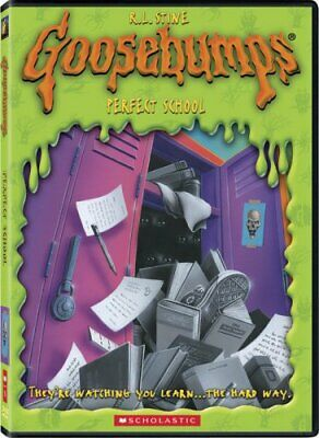 Goosebumps: Perfect School [DVD] [Region 1] [US Import] [NTSC] - DVD  CEVG The