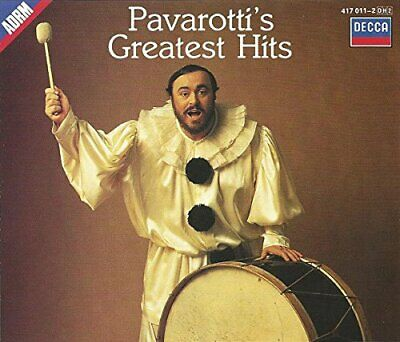 Luciano Pavarotti - Pavarotti's Greatest Hits - Luciano Pavarotti CD 7MVG The