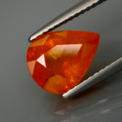 3.20Ct.Ravishing Color! Natural Fanta Orange Namibian Spessartite Garnet