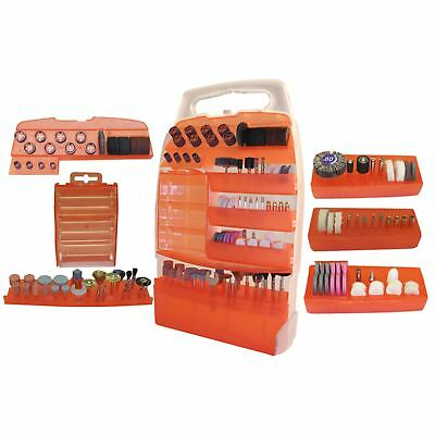 Toolzone 150PC Rotary Tools Accessory Kit Crafts Electronics Woodwork Hobby