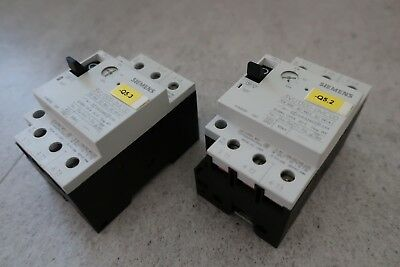 Package 2 Pcs Siemens 3VU1300-0MC00 VDE0660 IEC947-2,IEC947-4-1