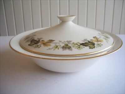 Royal Doulton - Larchmont - Lidded Vegetable Bowl or Tureen - LIGHTLY USED