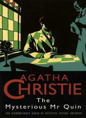 The Mysterious Mr.Quin By AGATHA CHRISTIE. 9780006166511