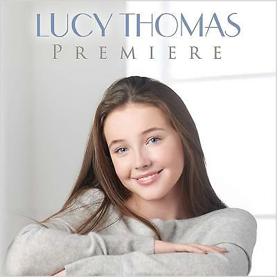 LUCY THOMAS PREMIERE CD (Released February 1st 2019)