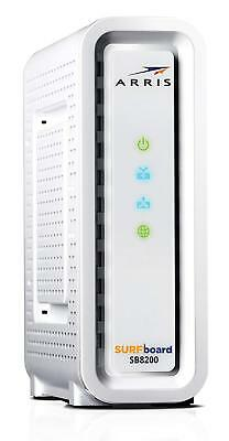 ARRIS SB8200-RB Surfboard Docsis 3.1 Cable Modem Certified Refurbished White