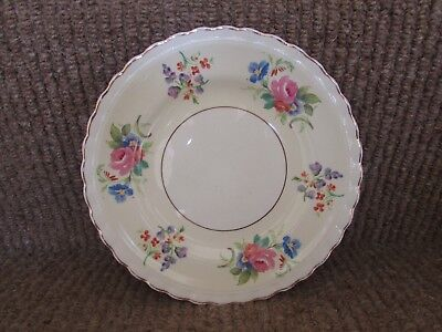Vintage Meakin Sol~Floral Spray~1X17.2cms Tea/Side Plate