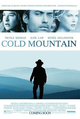 Cold Mountain movie poster print - Jude Law, Nicole Kidman - 11 x 17 inches (b)