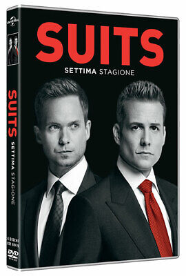 Suits - Stagione 7 (4D) Serie Tv Dvd