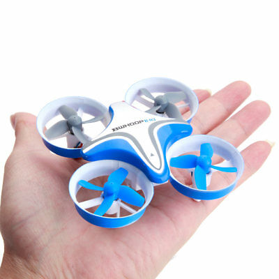 BoldClash BWHOOP B-03 Altitude Hold 716 Motor EDF RC Quadcopter US STOCK