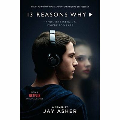 13 Reasons Why - Paperback NEW Asher, Jay
