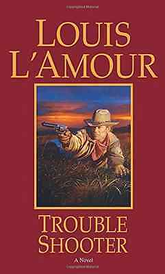 Trouble Shooter (Hopalong Cassidy Novel) - Paperback NEW L'Amour, Louis 1995-03-