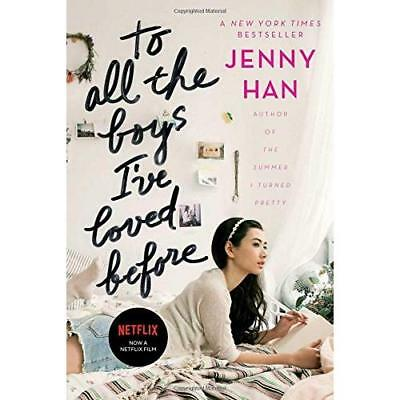To All the Boys I've Loved Before - Hardcover NEW Jenny Han(Autho 2014-04-15