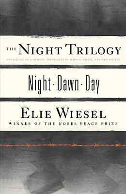 Night Trilogy, the: Night/Dawn/Day - Paperback NEW Wiesel, Elie 2008-04-01
