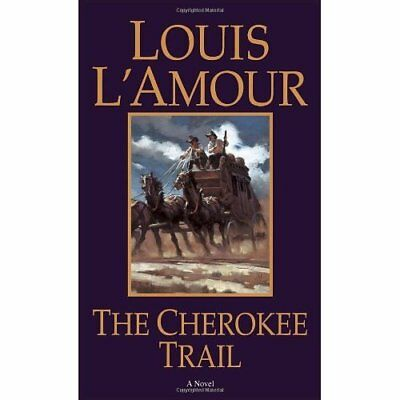 The Cherokee Trail - Mass Market Paperback NEW L'Amour, Louis 1999-05-31