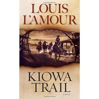 Kiowa Trail - Mass Market Paperback NEW L'Amour, Louis 1999-05-31