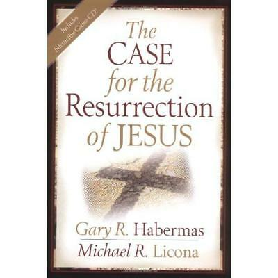 The Case for the Resurrection of Jesus - Paperback NEW Habermas, Gary  2004-04-0