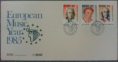 Ireland Postage Stamp 1985  First Day Cover