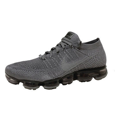 Nike Air VaporMax Flyknit Gunsmoke Exclusive Mens sz 10.5 VNDS Only One Anywhere