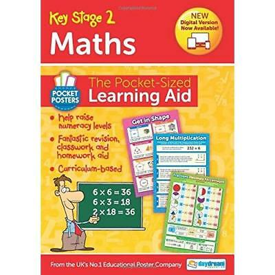 Maths Key Stage 2 Pocket Posters: The Pocket-Sized Learning Aid