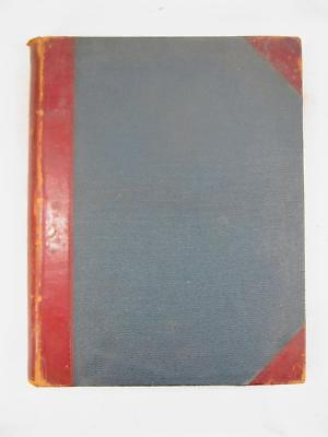 The Illustrated American Monthly Antique Magazine Compilation Book 1891-1894 (O)