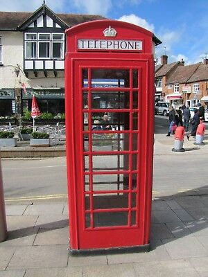 Retail kiosk telephone box for lease