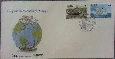 Ireland Postage Stamp 1988  First Day Cover