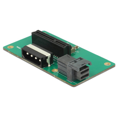 Delock 62788  interface cards/adapter Internal PCIe SFF-8643 > PCIe x4 with